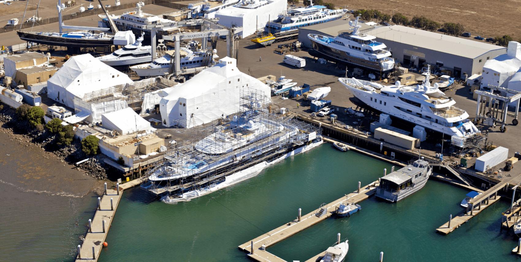 Chula Vista Boatyard