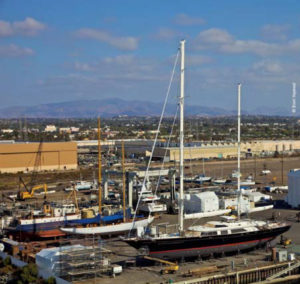 San Diego Attracts World Class Sailing Yachts